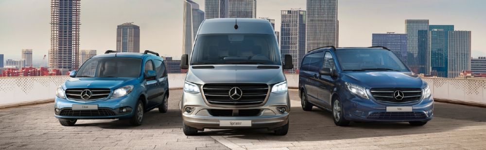 Mercedes-Benz Vans Salondeals